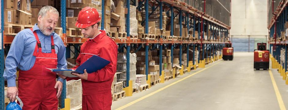 Weiße & Partner Business Consultants Interim Management Lager Logistik